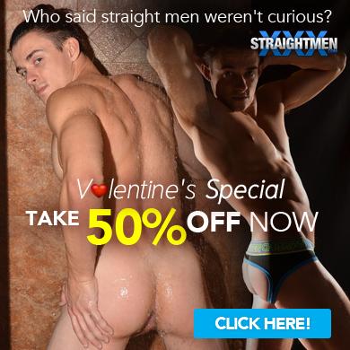 Straight Men XXX